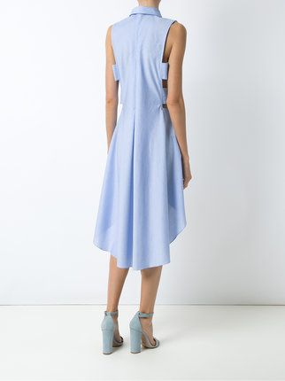 Giuliana Romanno mullet dress