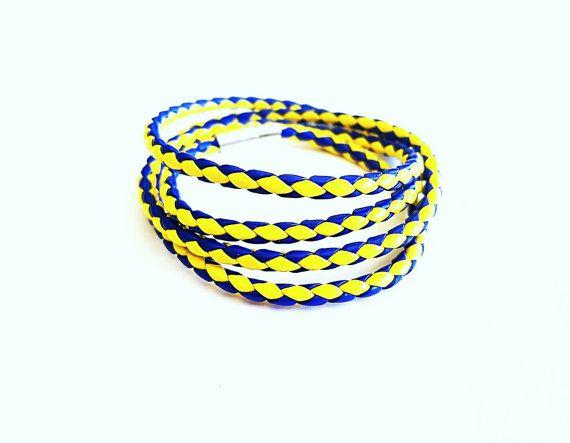 Golden State Warriors Bracelet Warriors Gear Golden by Priyasha