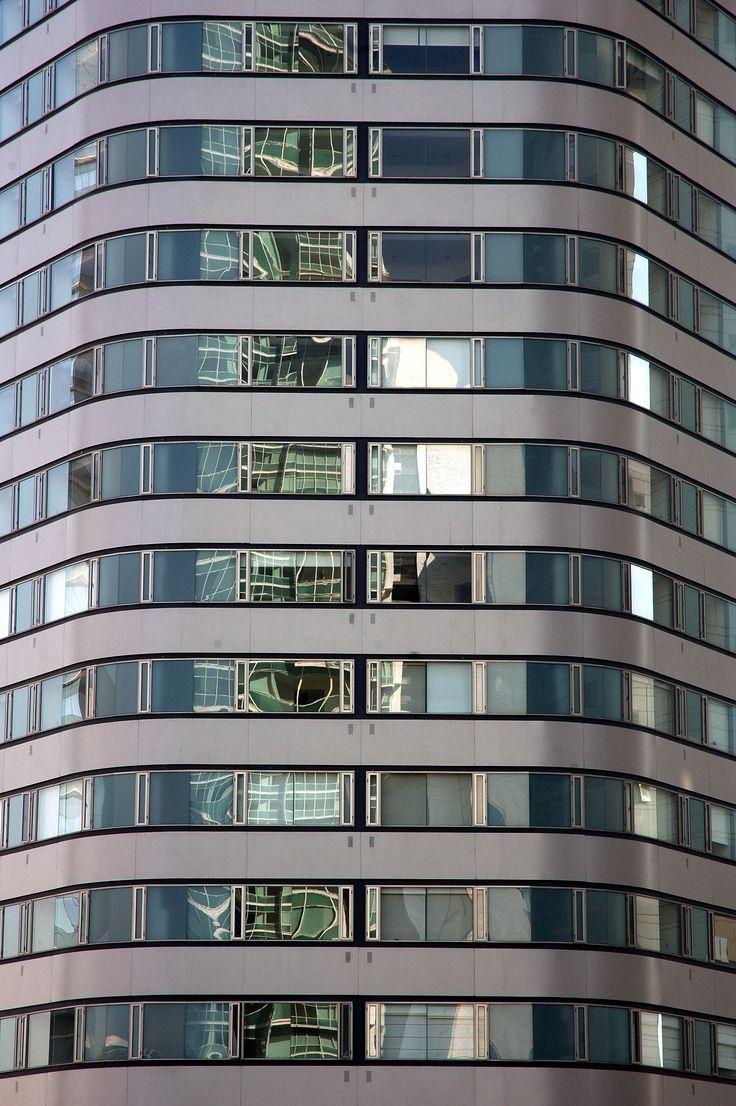 Una zona de intenso desarrollo inmobiliario, la torre Panorama Santa Fe, realizada en sociedad con LCM-Laboratorio de la Ciudad de México.
