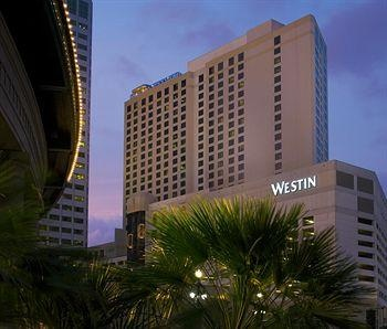 Westin New Orleans Canal Place, 100 Rue Iberville, New Orleans, Louisiana United States - Click 'n Book Hotels
