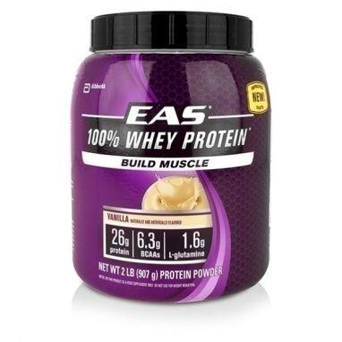 100% Whey Protein, Baunilha