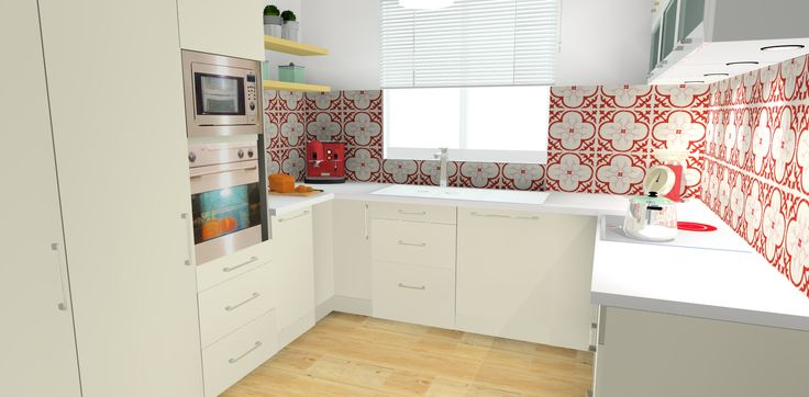 Beautiful Credence Cuisine Mdf 3d Pictures - Home Decorating Ideas ...