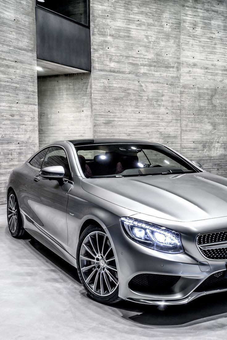 Mercedes-Benz S-Class Coupe love the wheels