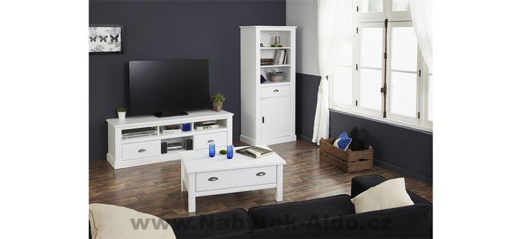 Návrh rustikálního obývacího pokoje