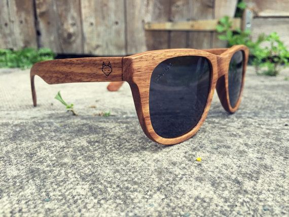 Paul Ven Fox Wooden Sunglasses 09. Polarized Wood sunglasses, men and women sunglasses FREE EU shipping, bamboo sunglasses
