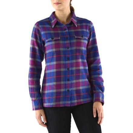Patagonia Fjord Flannel Shirt Women S Rei Co Op