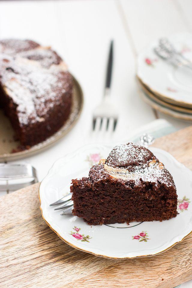 Vorige week organiseerde Fair Trade België een actie waarbij je een cake kon bakken om eerlijke voeding te promoten. Uiteraard steun ik met alle plezier zulke initiatieven, dus bakte ik ook een eigen