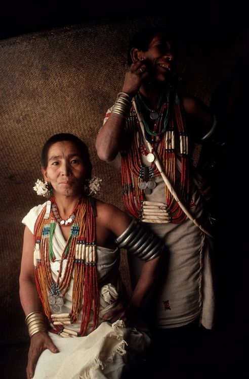 The Nagas – Hidden Hill People of India by Pablo Bartholomew