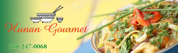 Hunan Gourmet of Orleans, MA is a family owned and operated business that offers classic and luscious Chinese cuisine at very competitive prices. We are committed to providing first class customer service and satisfaction. Cape Cod Restaurants