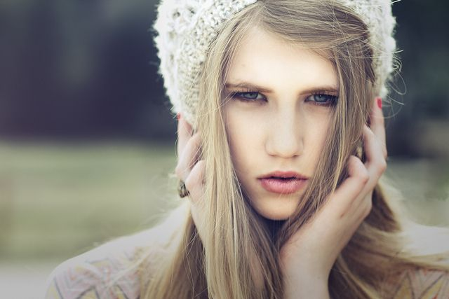 The Whispering Tale by Emily Soto: Emilysoto With Deviantart, Photos, Statement Rings, Whisperer Tales, Girls Fashion, Fuzzy Hats