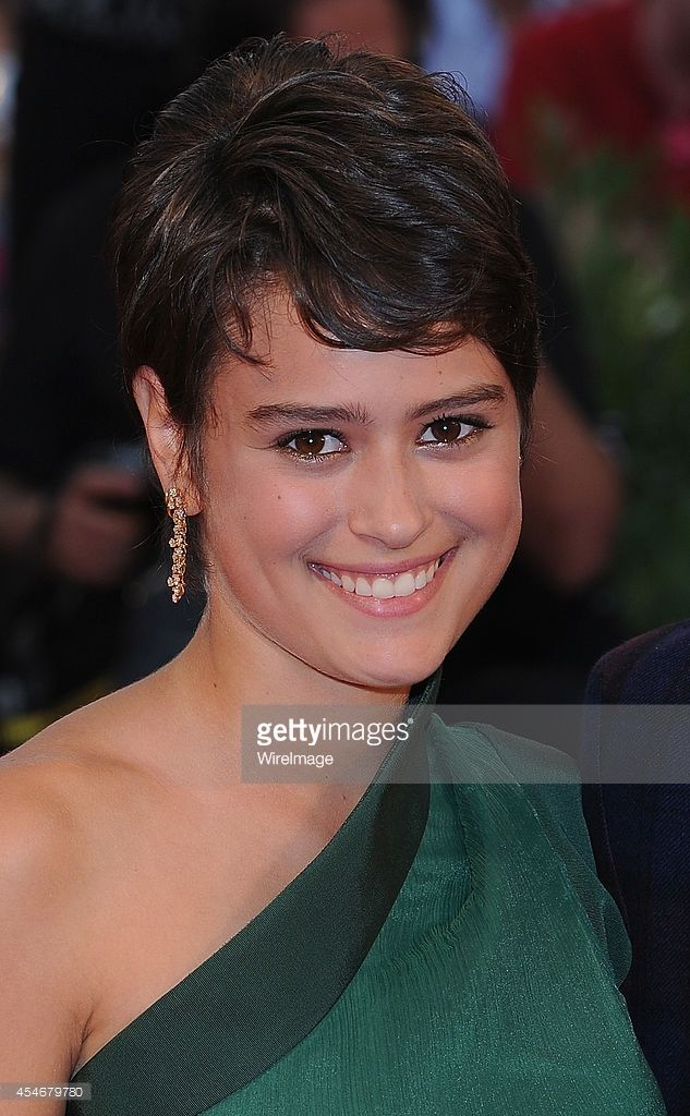 Actress Rosabell Laurenti Sellers attends 'I Nostri Ragazzi' Premiere during the 71st Venice Film Festival on September 4, 2014 in Venice, Italy.