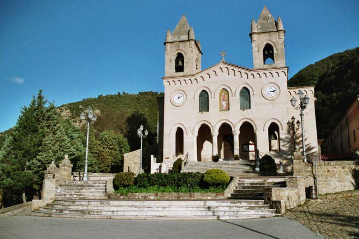 Gibilmanna Sanctuary, near Cefalù