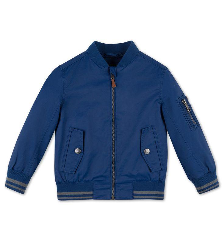 Sklep internetowy C&A | Kurtka bawełniana, kolor:  niebieski | Dobra jakość w niskiej cenie