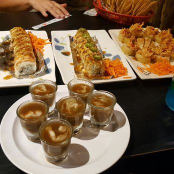 El Sushi Loco - Order Online - 471 Photos & 440 Reviews - Sushi Bars - 15711 Amar Rd - La Puente, CA - Phone Number - Menu - Yelp