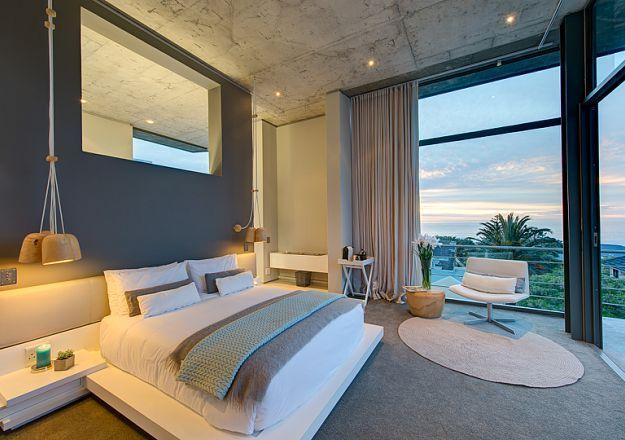 Net een van die pragtige, luukse kamers by Retreat On Hove.
