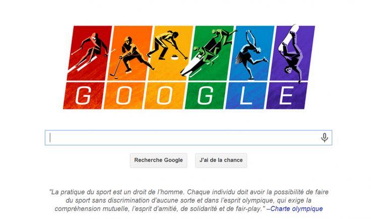 Google Sotchi gay friendly pour l'ouverture des JO
