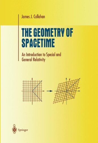 11 best mathematics images on pinterest main library math and the geometry of spacetime an introduction to special and general relativity undergraduate texts in mathematics james j fandeluxe Gallery