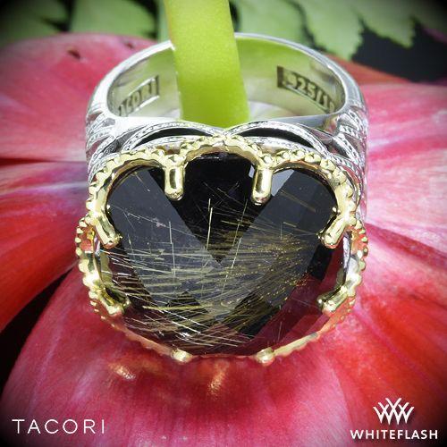 Tacori Black Lighting for Whiteflash | www.goldcasters.com