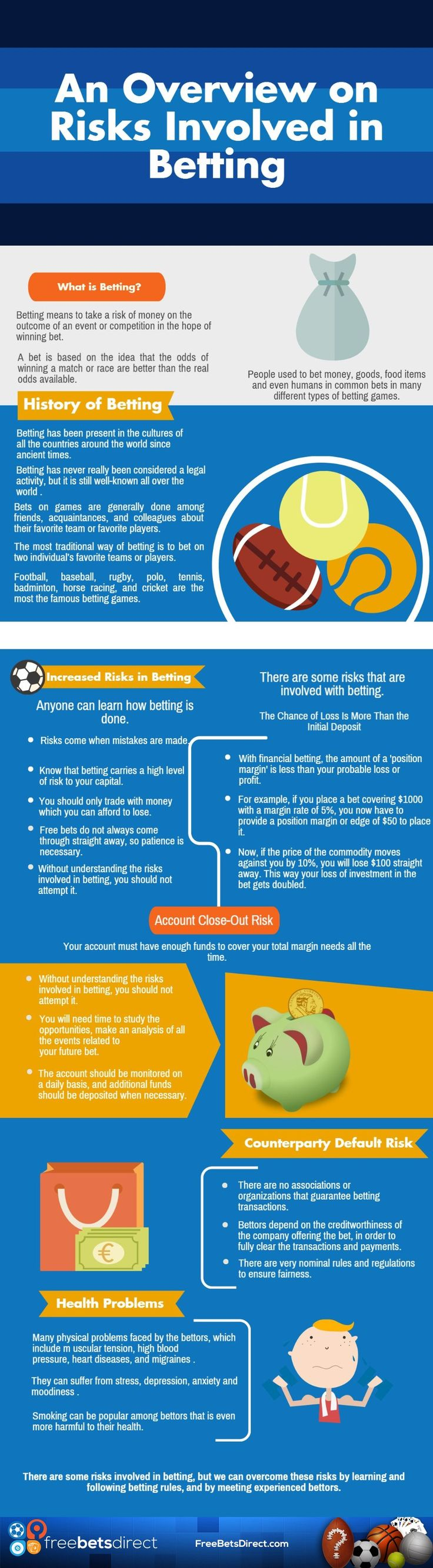 The 11 best Free Bets Direct Infographics images on Pinterest