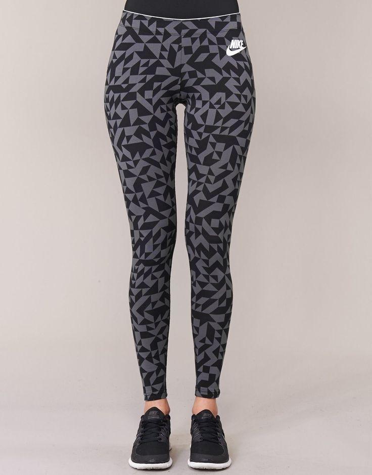 Nike Womens Training Pants Leggings Pants 830343-010 Club Tangrams Size Xs S M L