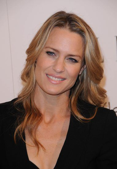 "Robin Wright... Have loved her since she played 'Kelly Capwell' on ""Santa Barbara""..."