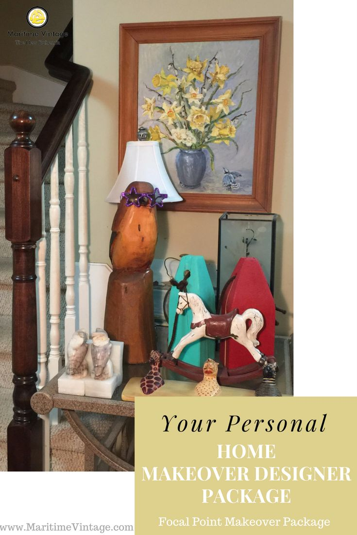 Your Personal Home Designer Makeover | Focal Point Makeover Package