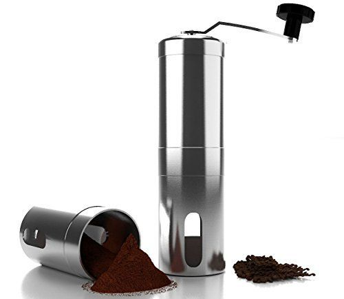 Top Rated Manual Coffee Grinder Maker Best Spice