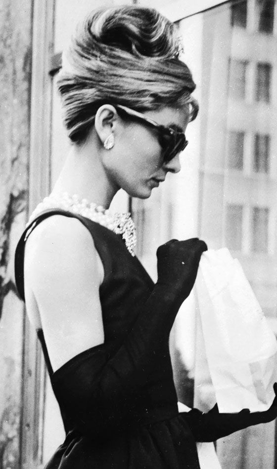 That can audrey hepburn french twist hairstyle has