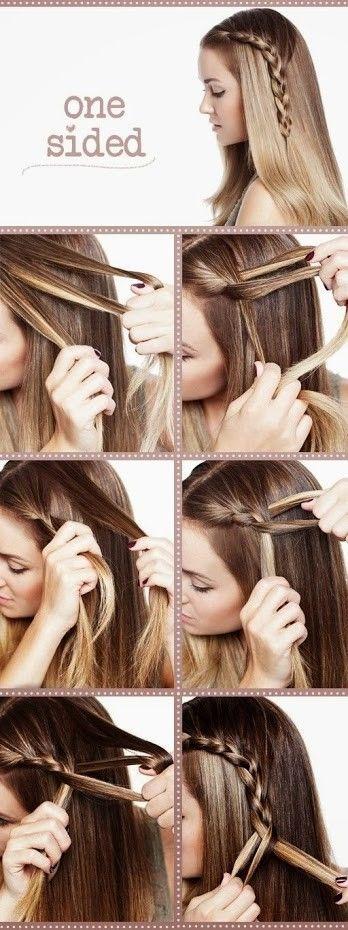 Sweet Summer Hairstyle Tutorial | hairstyles tutorial Follow- @Boredstation101