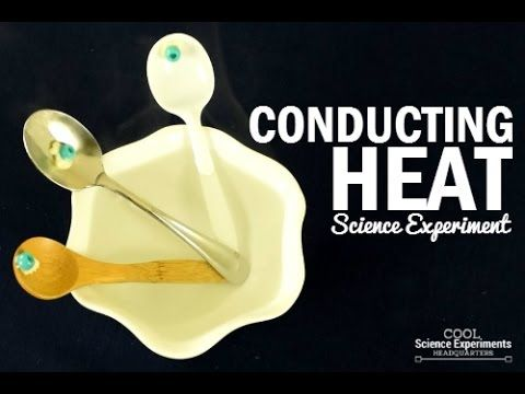 What Material Conducts Heat Best Science Experiment