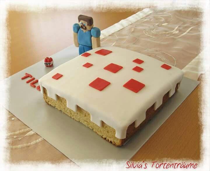 Ber ideen zu minecraft kuchen auf pinterest for Kuchen ideen geburtstag