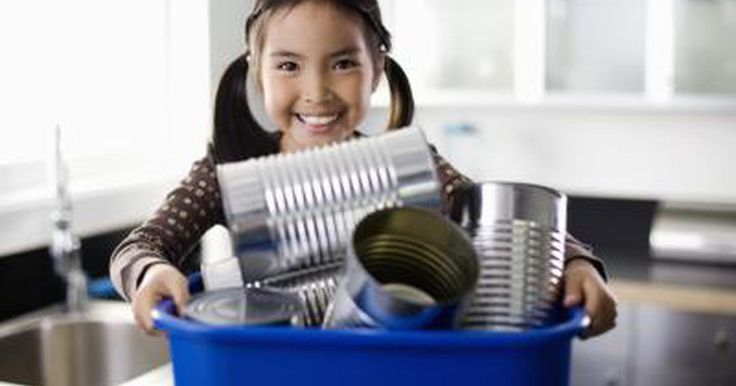 "Part of the ""going green"" movement encourages people to recycle as much as possible to reduce waste, save energy and cut down on pollution. Kids might be young, but they can go green, too and recycling can be the perfect place to start. By educating kids about the benefits of recycling, you can motivate them to be proactive in helping the..."