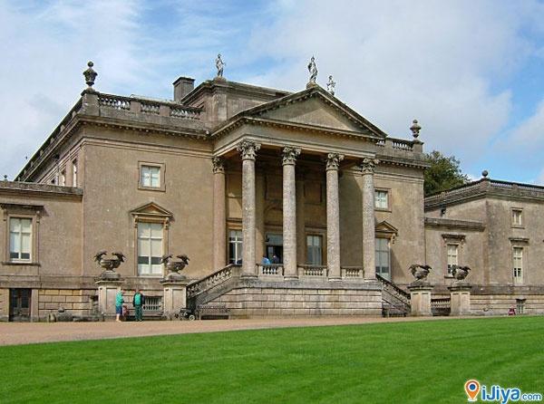 Stourhead House, Temple of Apollo, Stourton, England   @ http://ijiya.com/8236716