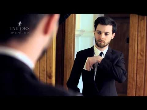 A GlamoDesign Video Production: Understanding Bespoke: A Collobration between Ben Galbraith and Tailors of Distinction