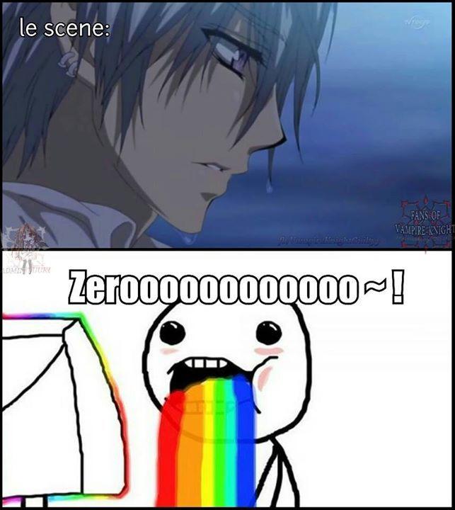 Warum mein Zimmer mit Regenbogen überflutet war, als ich Episode 6 von Vampir beendete …