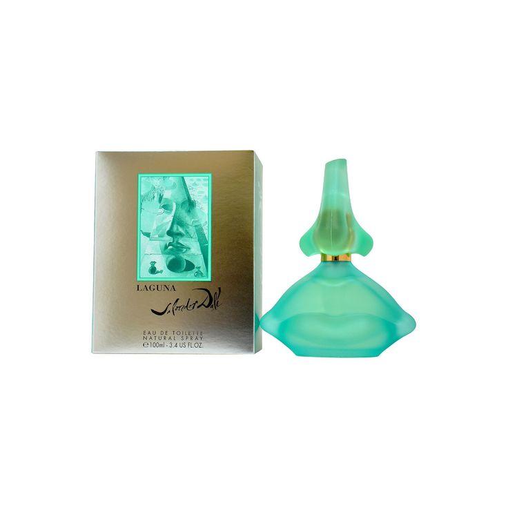 Laguna by Salvador Dali Eau de Toilette Women's Spray Perfume - 3.4 fl oz