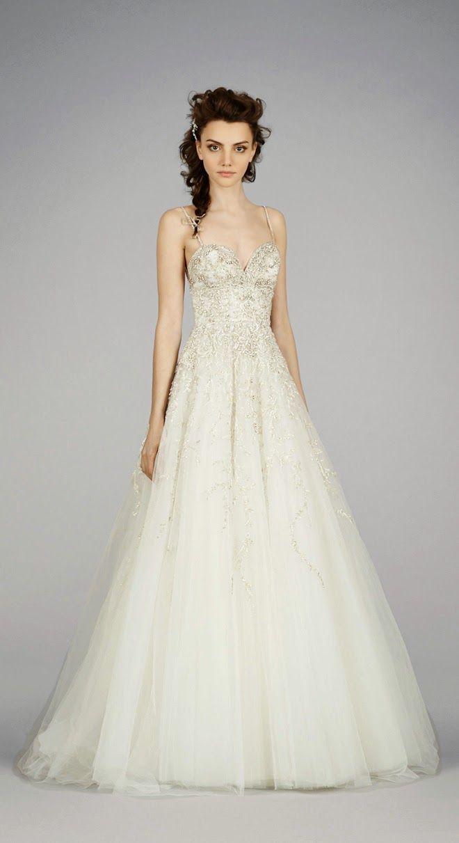 Lazaro Fall 2014 Bridal Collection