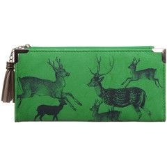 Disaster Designs Heritage & Harlequin Deer Purse | ScaryCanary