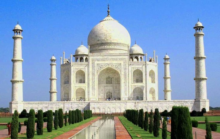 Taj Mahal Hd Image