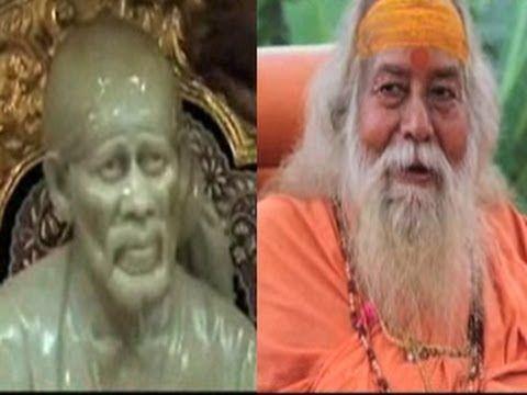 Case booked against Swami Swaroopananda for anti Sai Baba