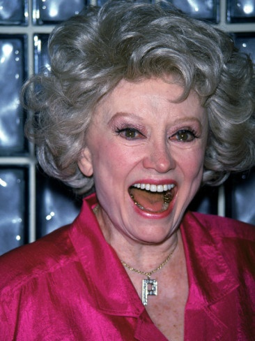 Phyllis Diller (July 17, 1917 – August 20, 2012) was an American actress and comedienne. Rest in sweet peace Angel !