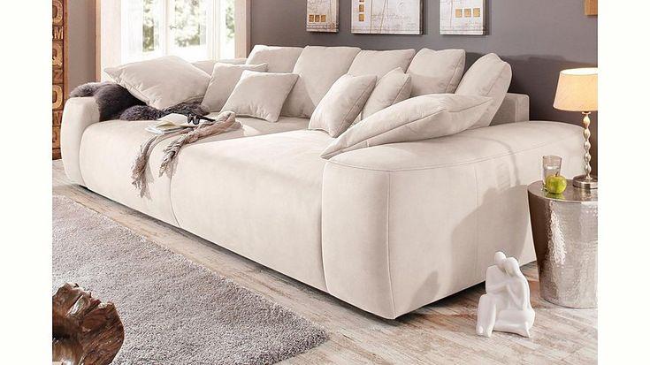 Jetzt Home affaire Big-Sofa, Breite 302 cm günstig im naturloft ...