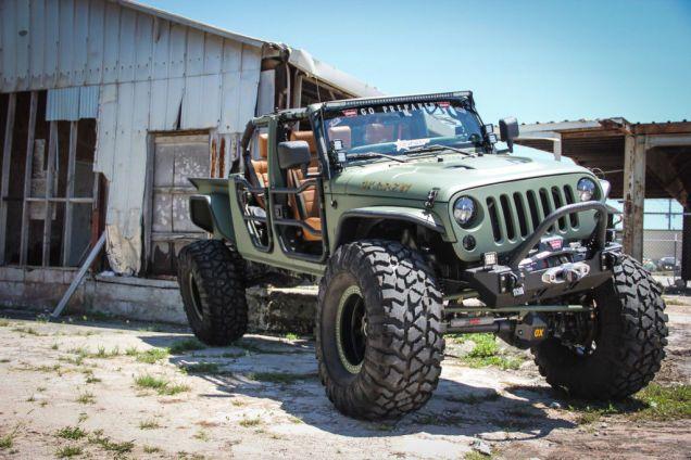 This $180,000 Wrangler Is Peak Jeep Pickup Truck