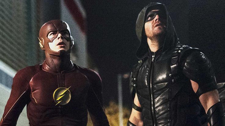 VIDEO] 'The Flash'-'Arrow' Crossover Review: More Legendary Than ...