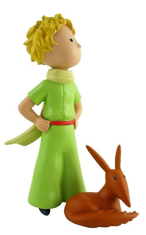 Le Petit Prince avec le renard