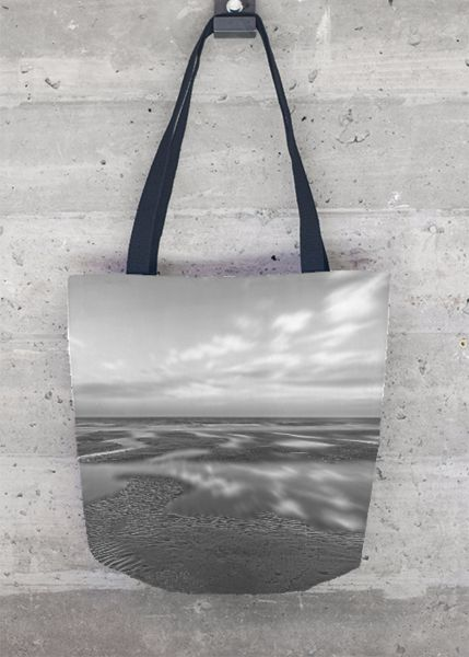 VIDA Tote Bag - Moonlight Geometry by VIDA hK59Rj5