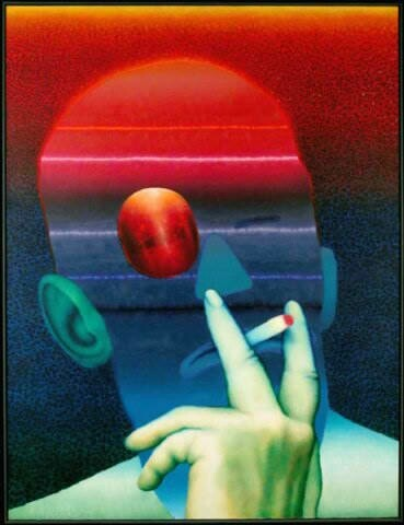 Ed Paschke 1984