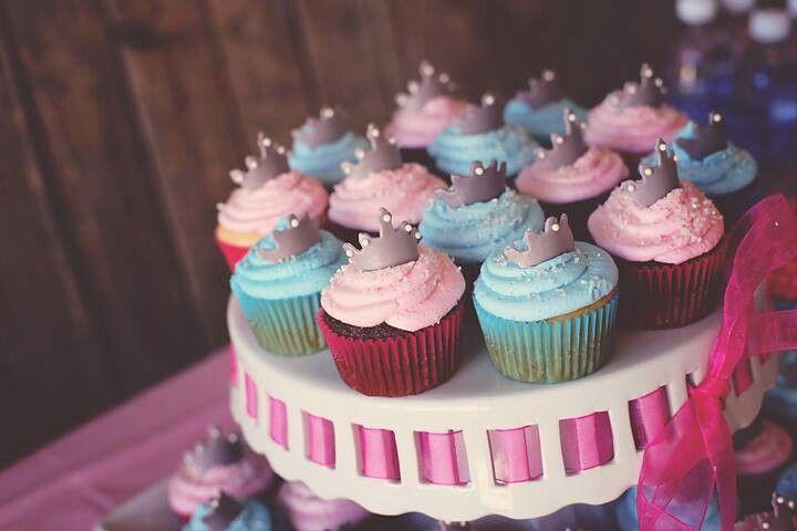 Pretty Princess Cakes Cupcakes