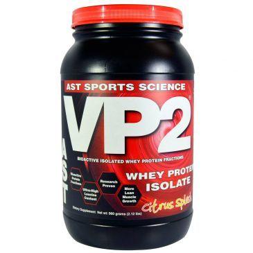 [RICARDOMOB]Whey Protein Vp2 Citrus 908g: 82% Proteína Hidro + Isolada - R$229,00