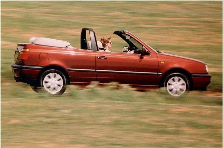 Volkswagen Golf Cabriolet (1998 - 2003) utilizzato revisione auto